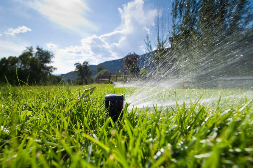 5 Benefits of an Irrigation System